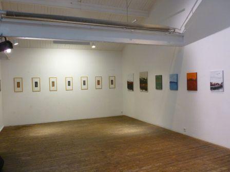 Exposition Galerie Durand-Dessert 13 au 17 octobre 2016